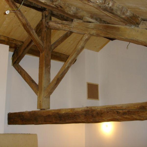 Rénovation constructions anciennes et pisé